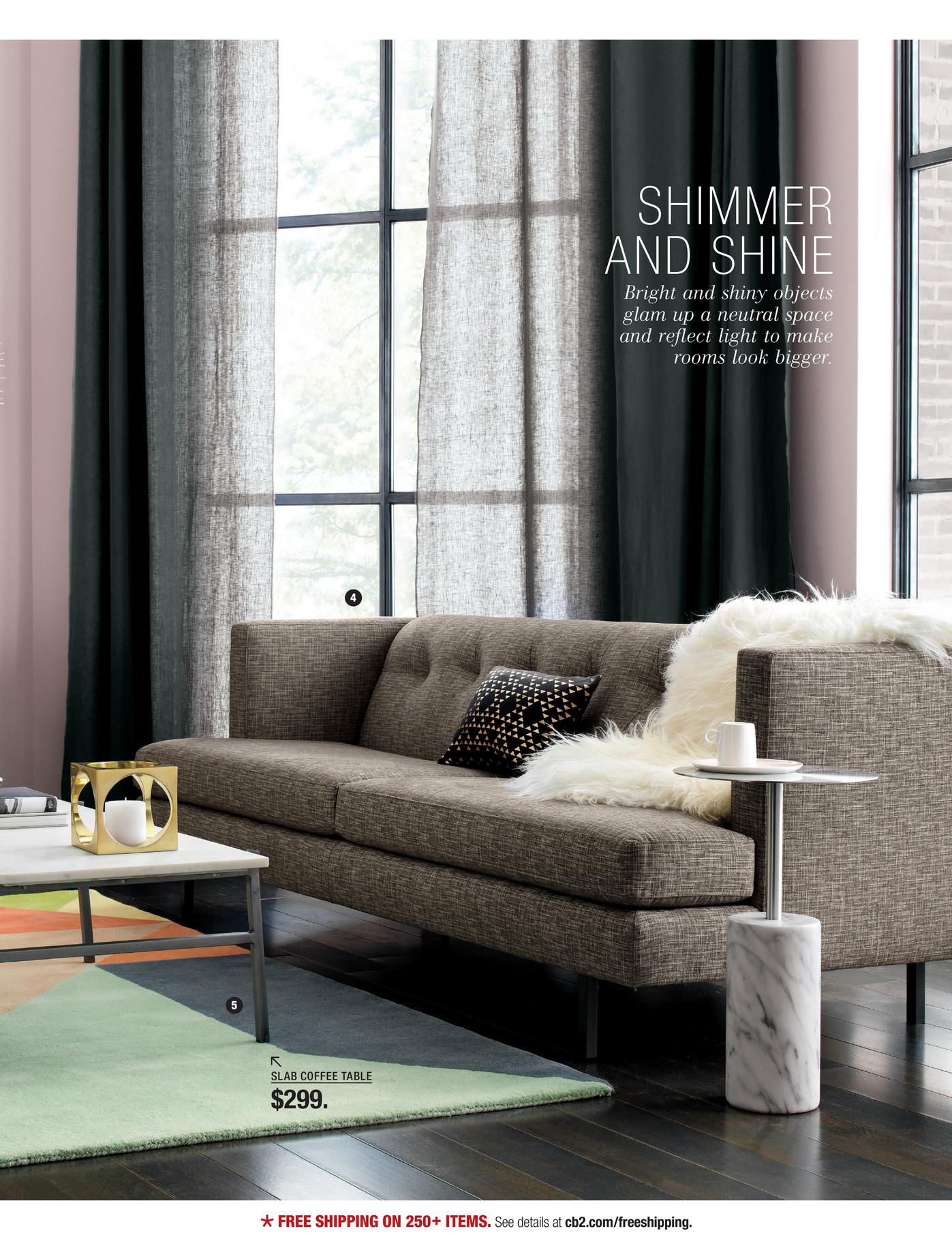 Cb2 Apartment Sofa hmmi